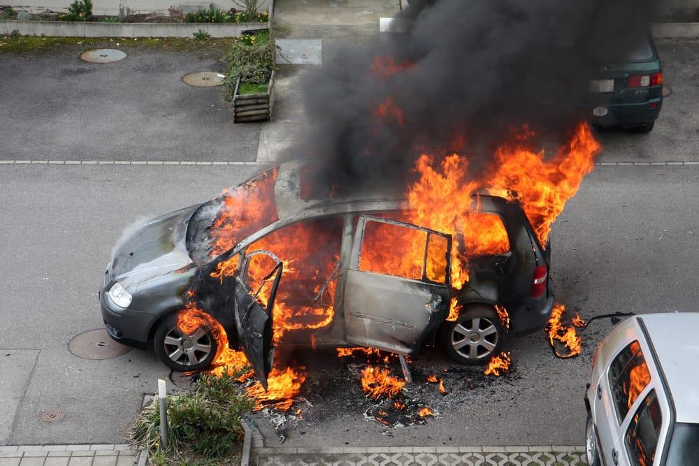 w26-6-Car on Fire