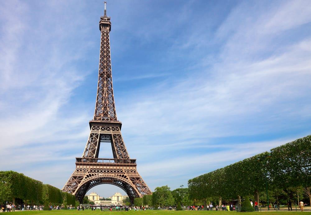 Body- Eiffel Tower, symbol of Paris