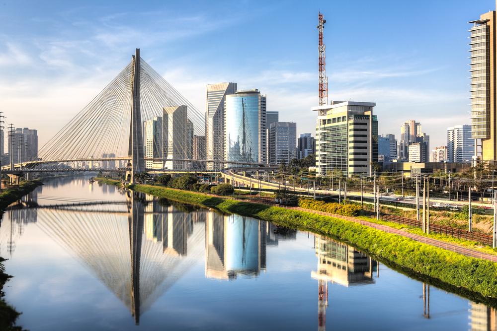 Sao Paulo - Brazil - Latin America