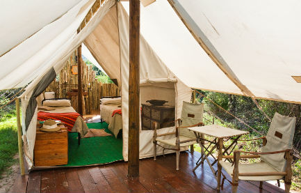 A Beginner's Guide to Glamping on a Budget