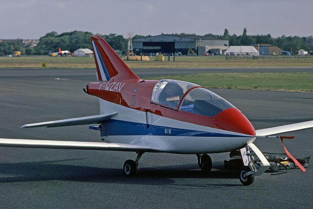 single passenger aircraft