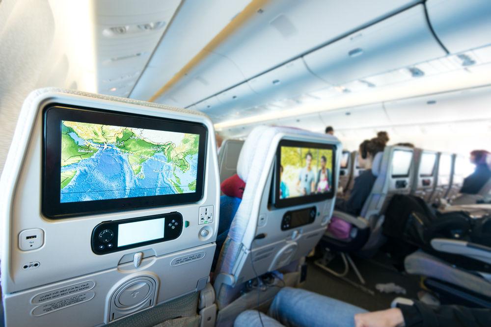 Body - airplane entertainment