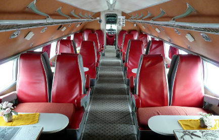 Where Has the Legroom Gone? A Brief History of Plane Design