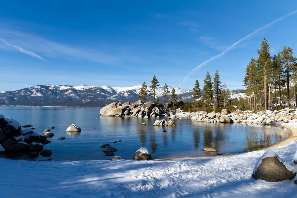 Body - Lake Tahoe